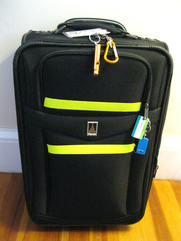 Packing for the Weekend: Part 1 – Your Bag | Vision Loss ...