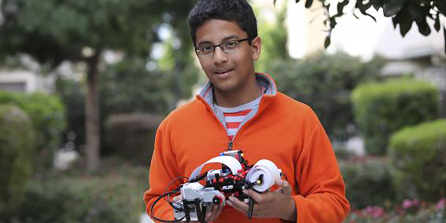 Affordable Braille Printer Invented by 8th Grader
